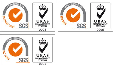 Abricon's Environmental Accreditations